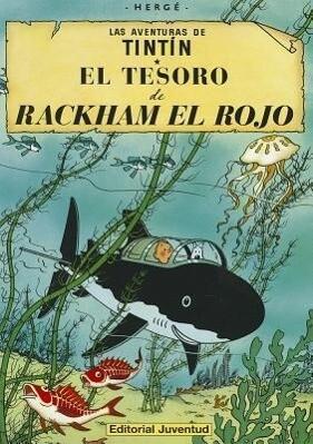 El Tesoro de Rackham El Rojo als Buch (gebunden)