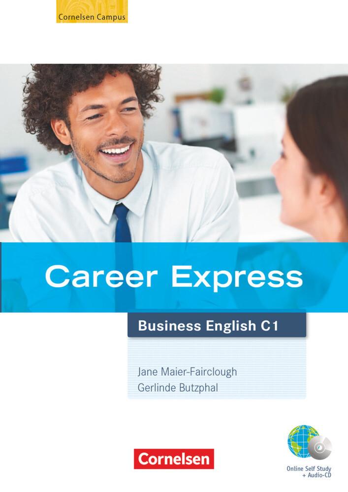 Career Express - Business English. Kursbuch und Phrasebook als Buch (kartoniert)
