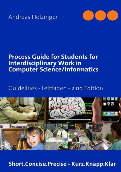 Process Guide for Students for Interdisciplinary Work in Computer Science/Informatics als Buch (kartoniert)