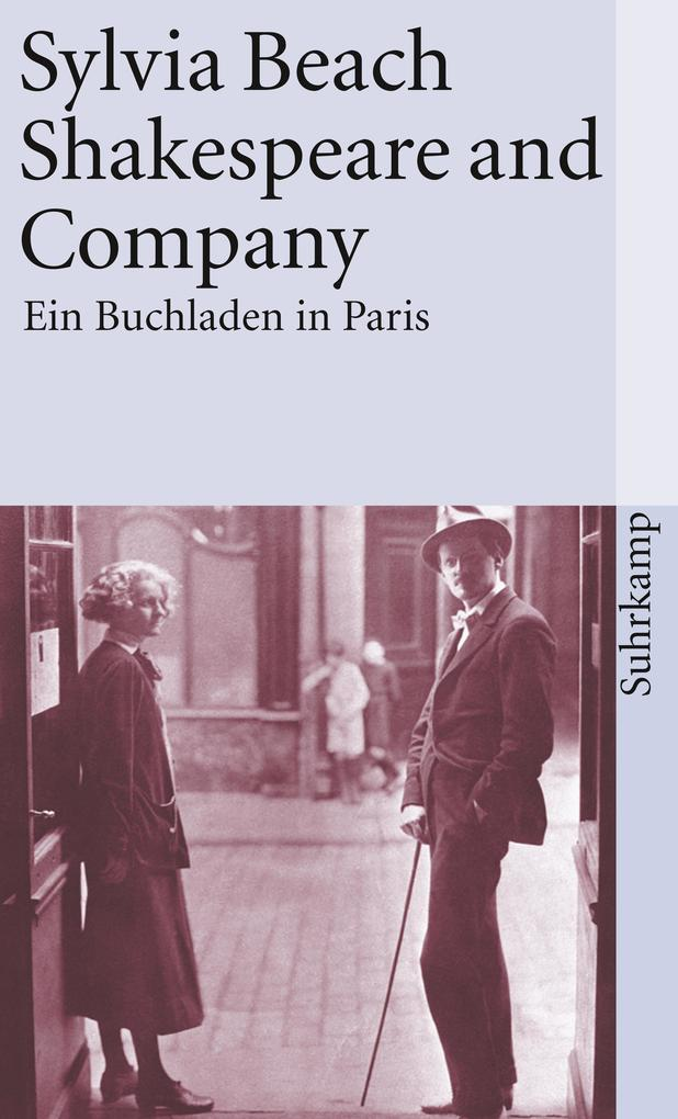 Shakespeare and Company als Taschenbuch