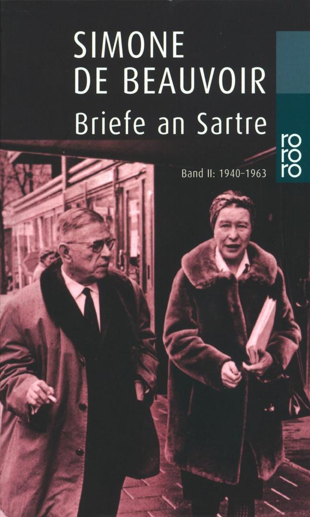 Briefe an Sartre 2. 1940 - 1963 als Taschenbuch