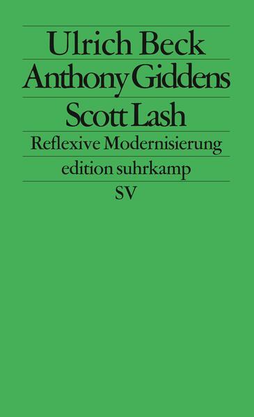 Reflexive Modernisierung als Taschenbuch
