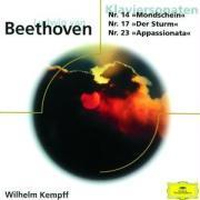 Klaviersonaten 14,17,23 als CD