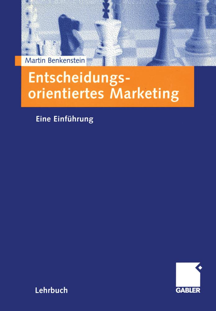 Entscheidungsorientiertes Marketing als Buch (kartoniert)