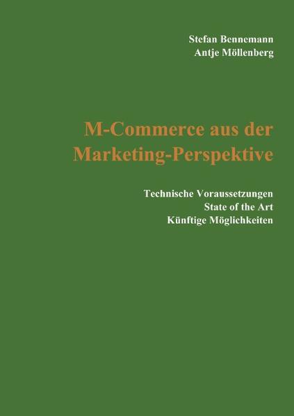 M-Commerce aus der Marketing-Perspektive als Buch (kartoniert)
