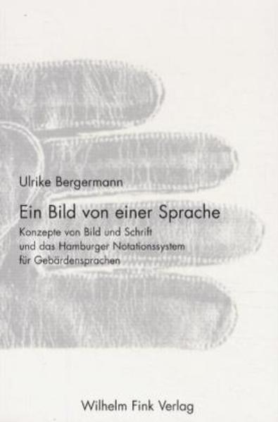 Ein Bild von einer Sprache als Buch