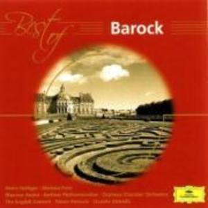 Best Of Barock als CD