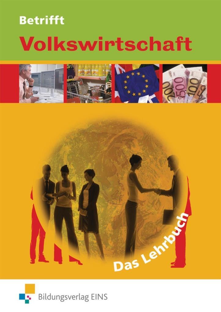 Betrifft Volkswirtschaft als Buch (kartoniert)