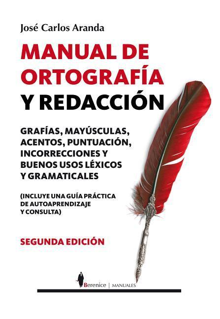 Manual de Ortografia y Redaccion als Taschenbuch
