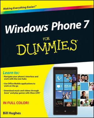 Windows Phone 7 for Dummies als Taschenbuch