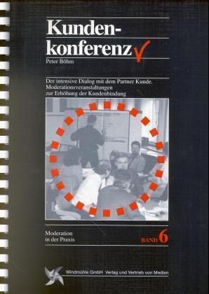 Kundenkonferenz als Buch (kartoniert)