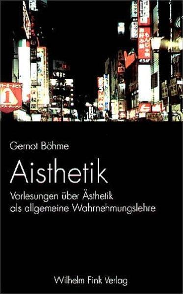 Aisthetik als Buch (kartoniert)