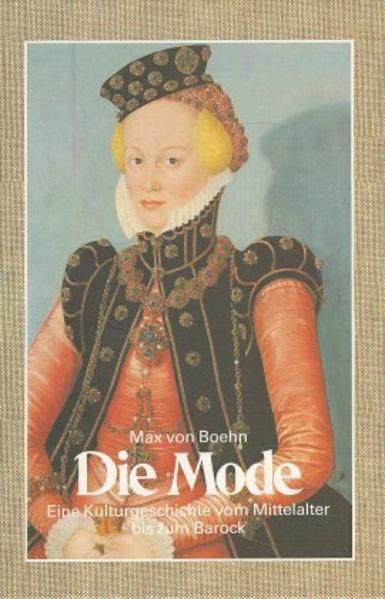 Die Mode, 2 Bde. als Buch (gebunden)