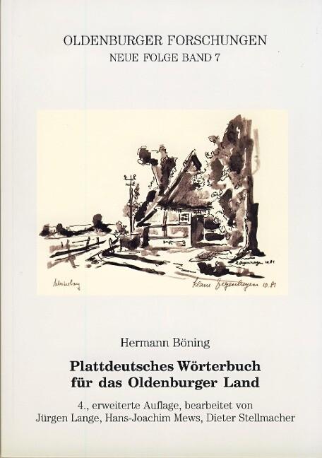 Plattdeutsches Wörterbuch für das Oldenburger Land als Buch (kartoniert)