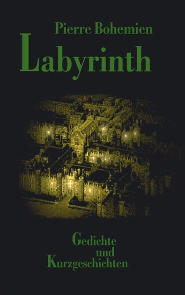 Labyrinth als Buch (kartoniert)