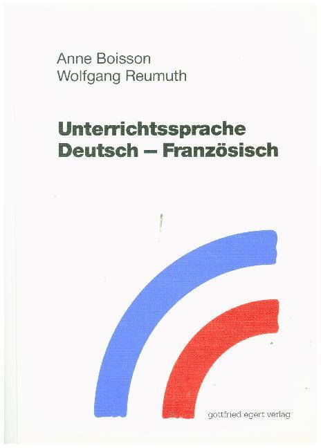 Unterrichtssprache Deutsch-Französisch als Buch (kartoniert)
