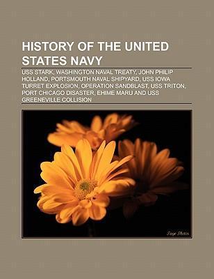 History of the United States Navy als Taschenbuch