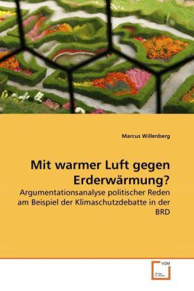 Mit warmer Luft gegen Erderwärmung? als Buch (gebunden)
