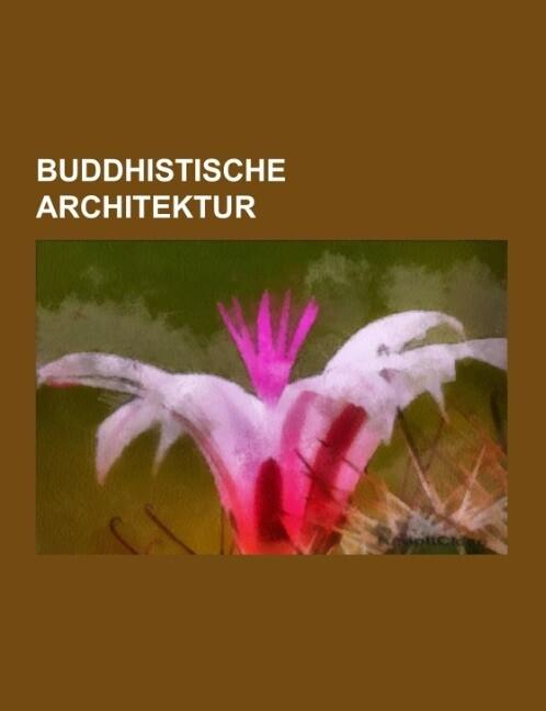 Buddhistische Architektur als Taschenbuch