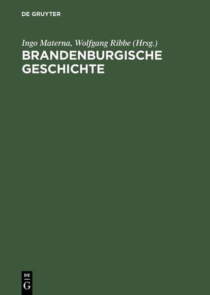 Brandenburgische Geschichte als Buch (gebunden)