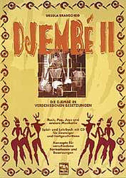 Djembe, m. Audio-CD. Bd.2 als Buch