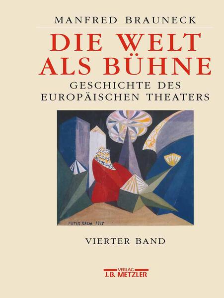 Die Welt als Bühne; .. Bd.4 als Buch (gebunden)