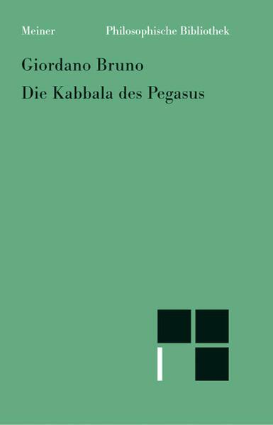 Die Kabbala des Pegasus als Buch (kartoniert)