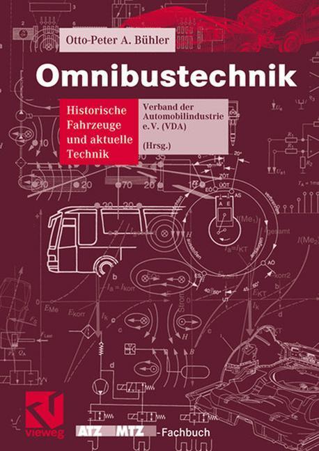 Omnibustechnik als Buch (gebunden)