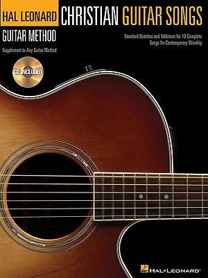Christian Guitar Songs [With CD (Audio)] als Taschenbuch