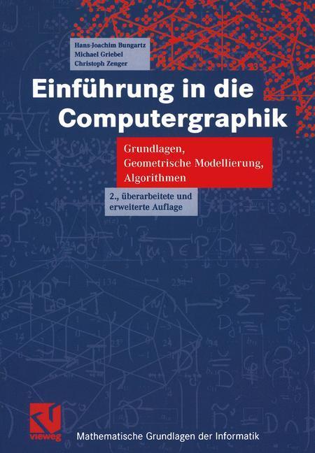 Einführung in die Computergraphik als Buch (kartoniert)