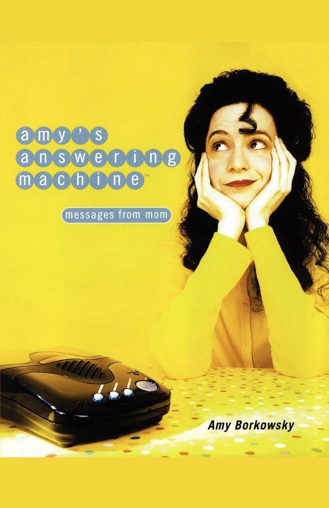 Amy's Answering Machine als Taschenbuch