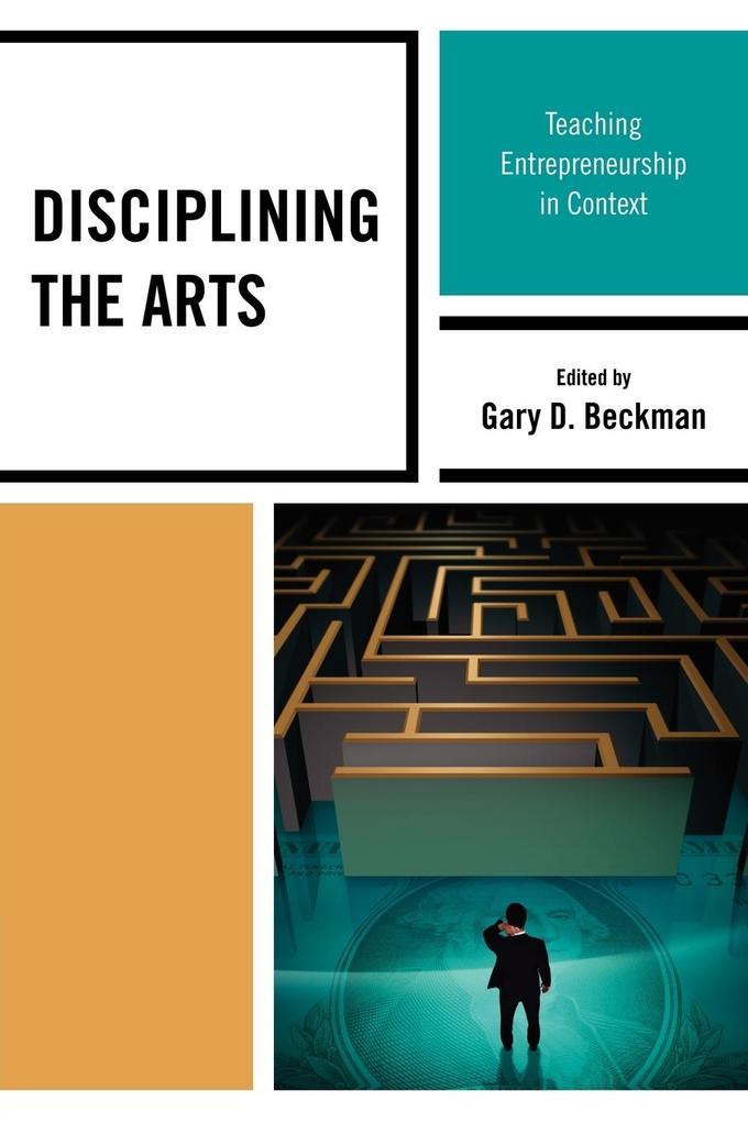 Disciplining the Arts als Taschenbuch