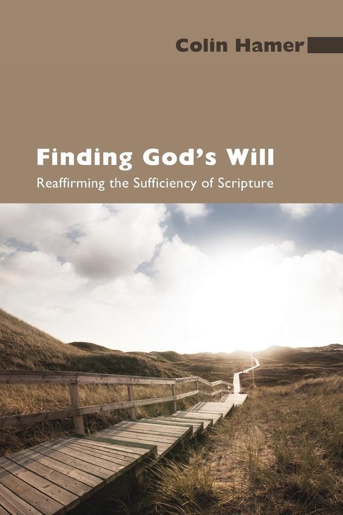 Finding God's Will als Taschenbuch