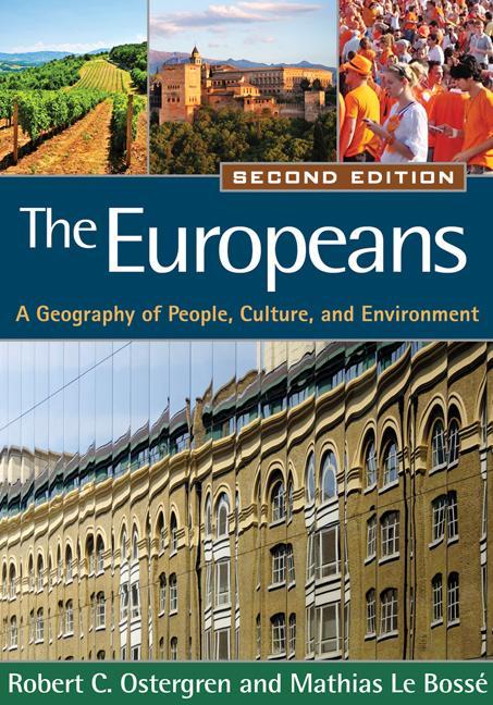 The Europeans, Second Edition als Buch (gebunden)