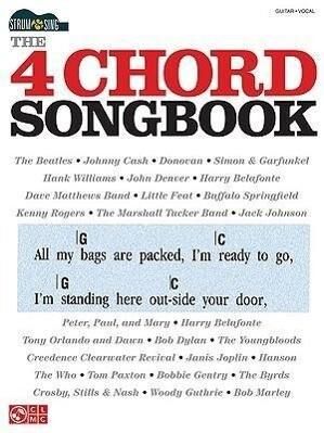 The 4 Chord Songbook: Strum & Sing Series als Taschenbuch