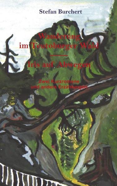 Wanderung im Teutoburger Wald - Iris auf Abwegen als Buch (kartoniert)
