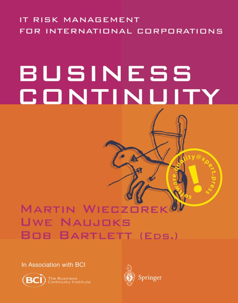 Business Continuity als Buch (kartoniert)