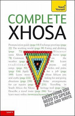 Complete Xhosa [With Paperback Book] als Hörbuch CD
