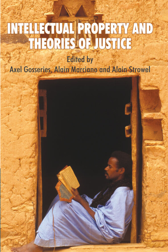 Intellectual Property and Theories of Justice als Buch (gebunden)