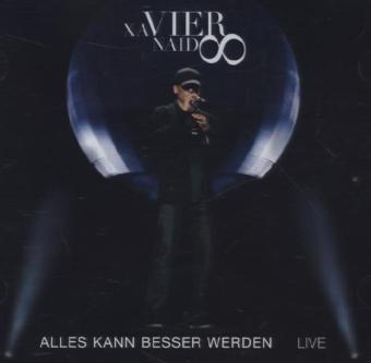 Alles kann besser werden-Live als CD