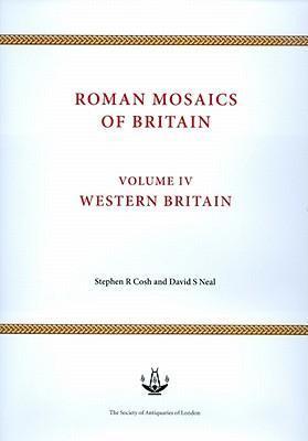 Roman Mosaics of Britain Volume IV: Western Britain als Buch (gebunden)