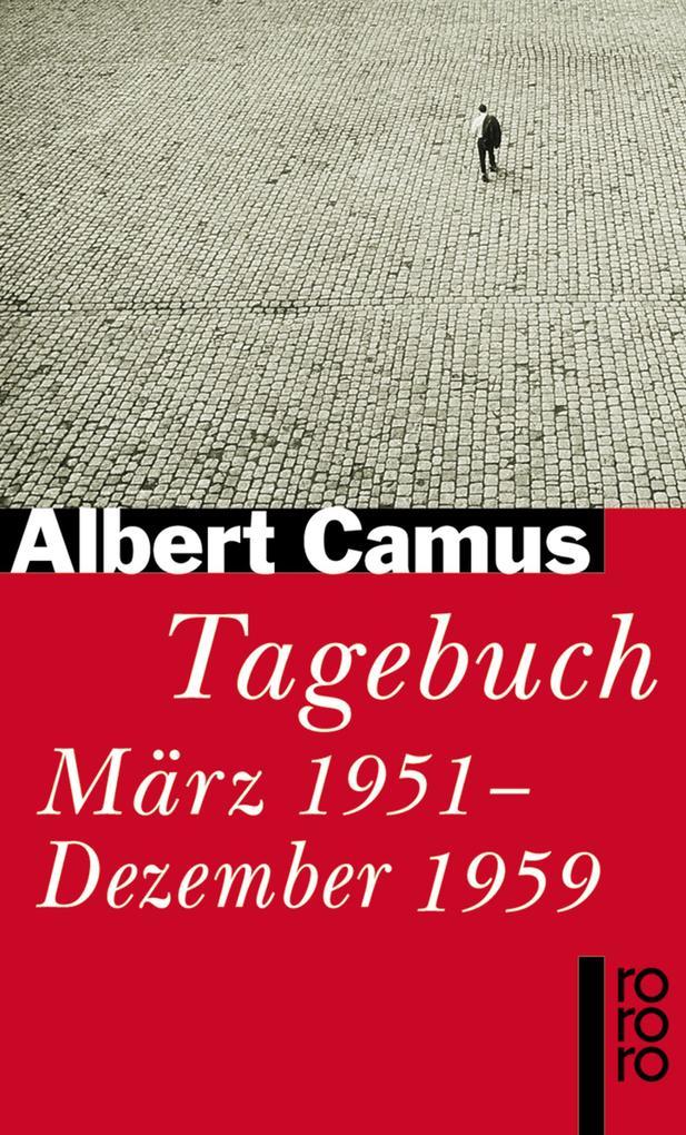 Tagebuch März 1951 - Dezember 1959 als Taschenbuch