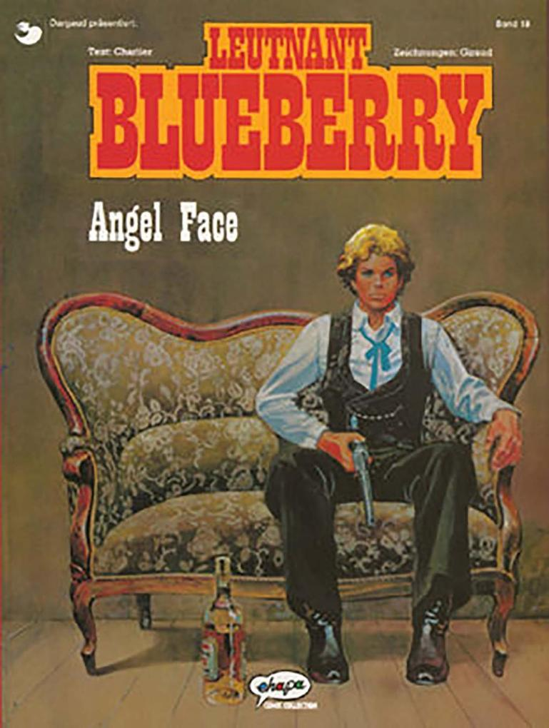 Blueberry 18 Angel Face als Buch (kartoniert)