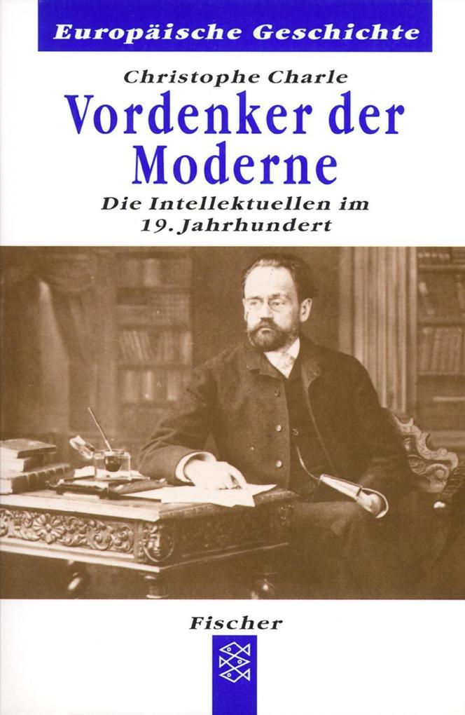 Vordenker der Moderne als Taschenbuch