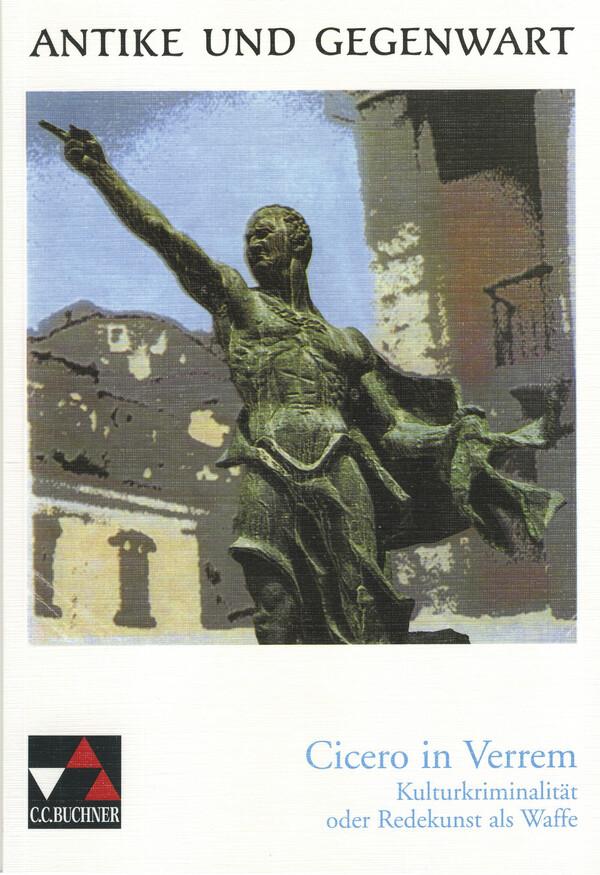 Cicero in Verrem als Buch