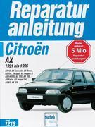 Citroen AX 1991 bis 1996; .
