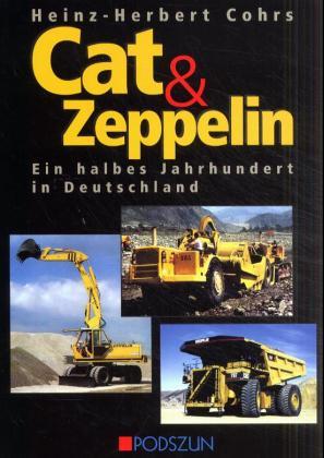 Cat und Zeppelin als Buch (gebunden)