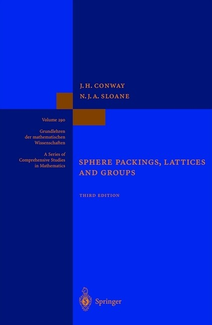 Sphere Packings, Lattices and Groups als Buch