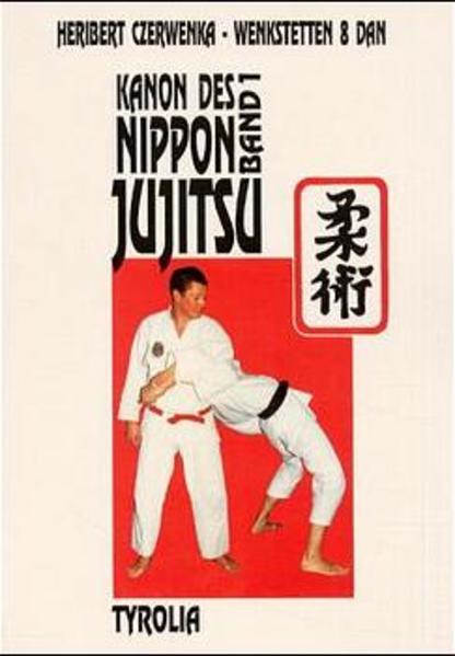 Canon des Nippon Jujitsu I als Buch (kartoniert)