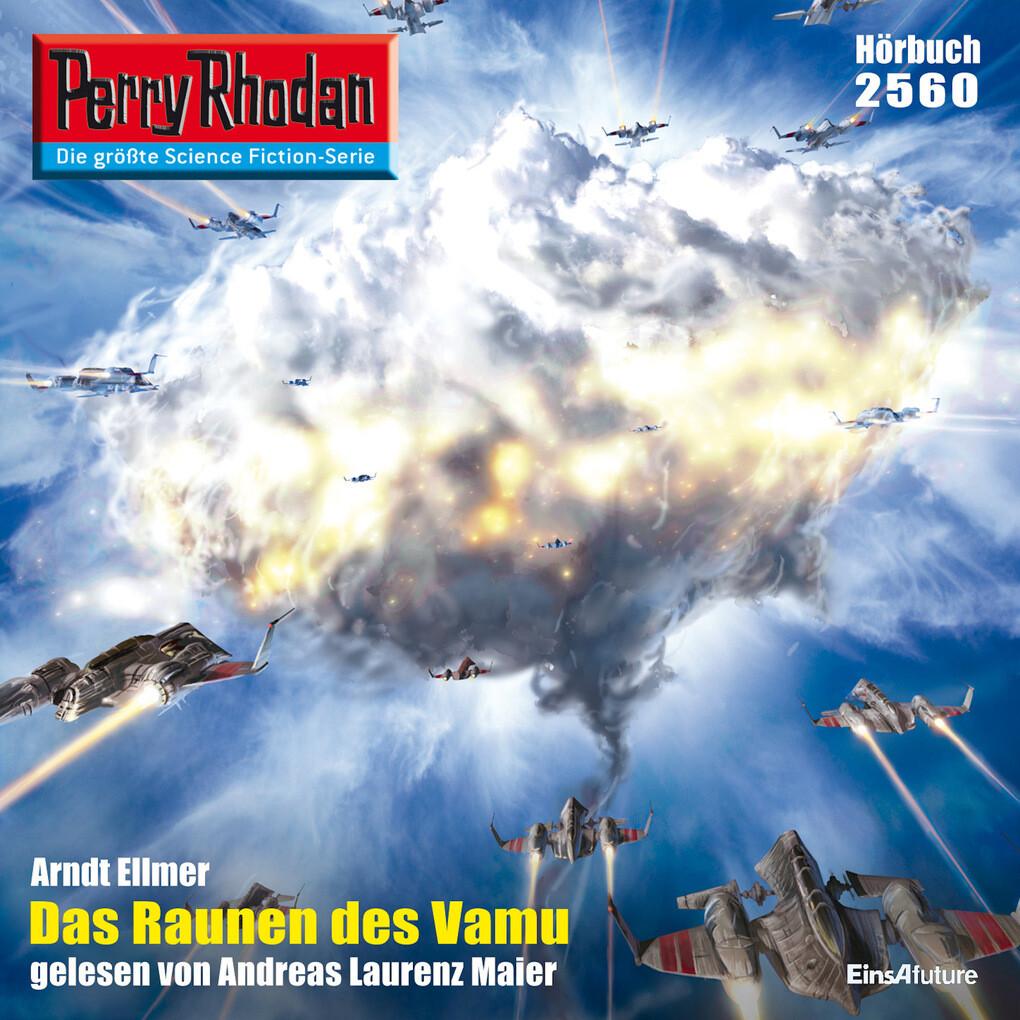 Perry Rhodan 2560: Das Raunen des Vamu als Hörbuch Download